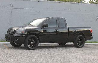 2008 Nissan Titan XE Hollywood, Florida 10