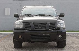 2008 Nissan Titan XE Hollywood, Florida 12