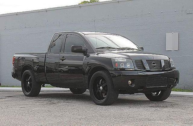 2008 Nissan Titan XE Hollywood, Florida 18