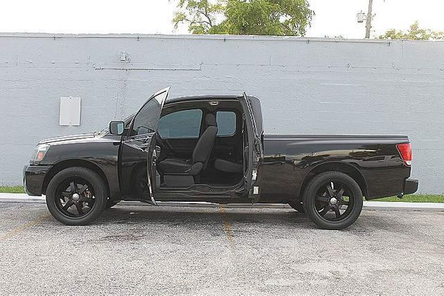 2008 Nissan Titan XE Hollywood, Florida 27