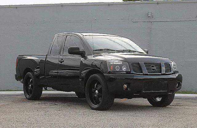 2008 Nissan Titan XE Hollywood, Florida 39