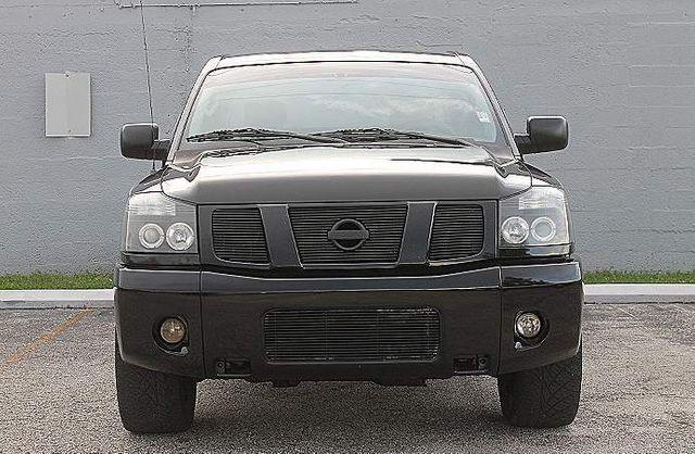 2008 Nissan Titan XE Hollywood, Florida 33