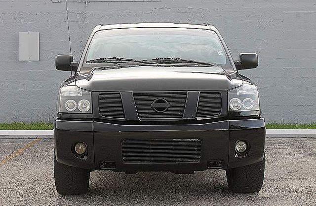 2008 Nissan Titan XE Hollywood, Florida 12