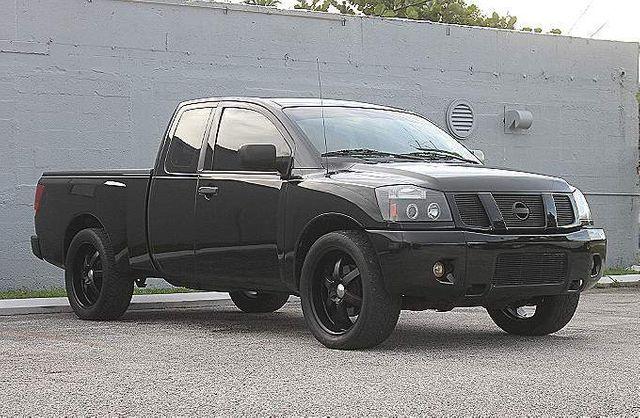 2008 Nissan Titan XE Hollywood, Florida 29
