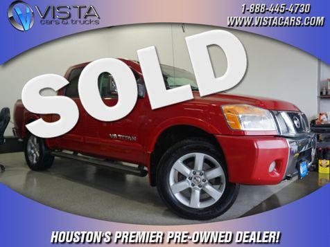 2008 Nissan Titan LE in Houston, Texas
