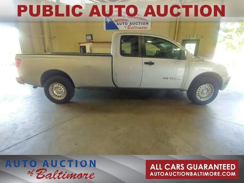 2008 Nissan TITAN  | JOPPA, MD | Auto Auction of Baltimore  in JOPPA MD