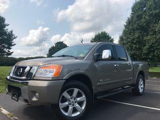 2008 Nissan Titan LE in Leesburg Virginia, 20175