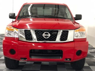 2008 Nissan Titan LE Crew Cab 4WD SWB LINDON, UT 7