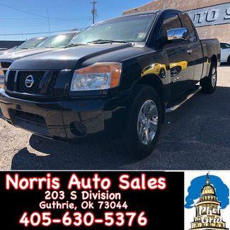 2008 Nissan Titan XE | Oklahoma City, OK | Norris Auto Sales (I-40) in Oklahoma City OK