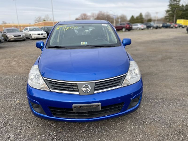 2008 Nissan Versa 18 SL  city MD  South County Public Auto Auction  in Harwood, MD