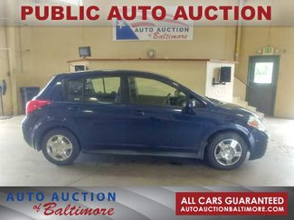 2008 Nissan Versa 1.8 S | JOPPA, MD | Auto Auction of Baltimore  in Joppa MD