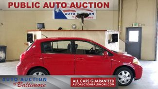 2008 Nissan Versa 1.8 S   JOPPA, MD   Auto Auction of Baltimore  in Joppa MD