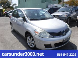 2008 Nissan Versa 1.8 SL Lake Worth , Florida