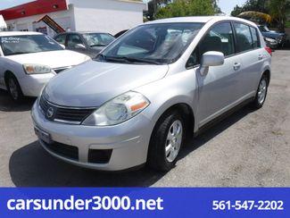 2008 Nissan Versa 1.8 SL Lake Worth , Florida 2