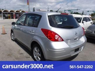 2008 Nissan Versa 1.8 SL Lake Worth , Florida 3