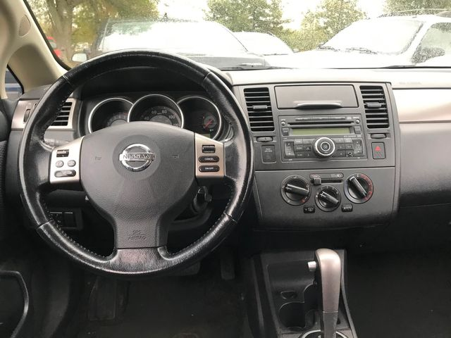2008 Nissan Versa 1.8 SL Ravenna, Ohio 8