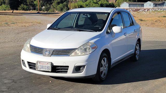 2008 Nissan Versa 1.8 S Santa Clarita, CA 4