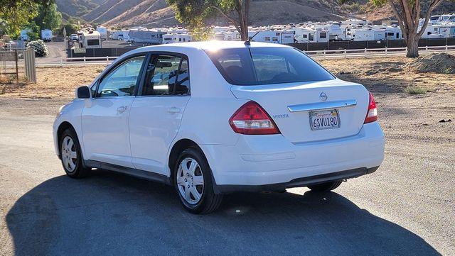 2008 Nissan Versa 1.8 S Santa Clarita, CA 5