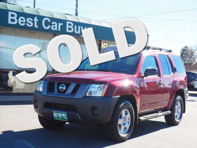 2008 Nissan Xterra S Englewood, CO