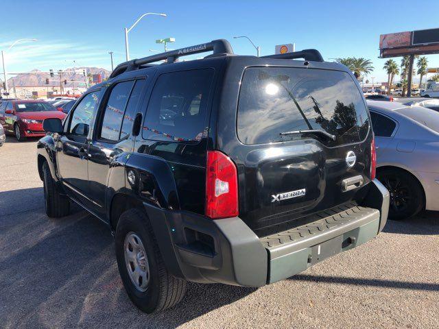 2008 Nissan Xterra X CAR PROS AUTO CENTER (702) 405-9905 Las Vegas, Nevada 2