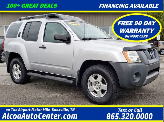 2008 Nissan Xterra S 4X4 in Louisville, TN 37777