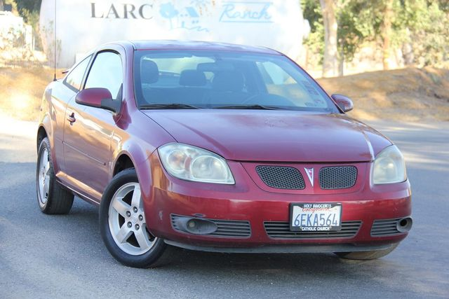 2008 Pontiac G5 COBALT Santa Clarita, CA 3