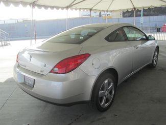 2008 Pontiac G6 GT Gardena, California 2