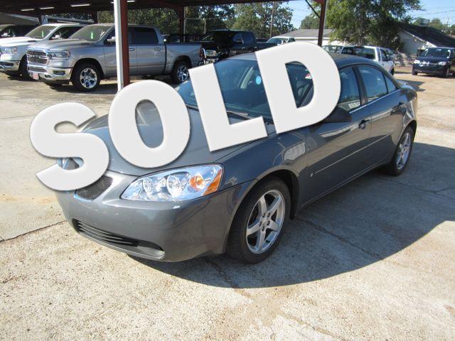 2008 Pontiac G6 Houston, Mississippi