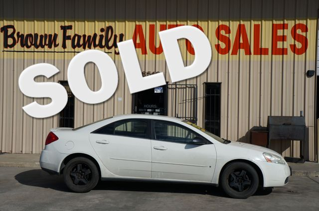 2008 Pontiac G6 BASE | Houston, TX | Brown Family Auto Sales in Houston TX