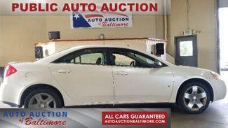 2008 Pontiac G6    JOPPA, MD   Auto Auction of Baltimore  in Joppa MD