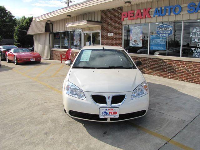 2008 Pontiac G6 GT in Medina OHIO, 44256
