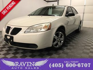2008 Pontiac G6 in Oklahoma City, Oklahoma