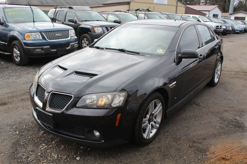 2008 Pontiac G8   city MD  South County Public Auto Auction  in Harwood, MD