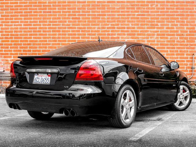 2008 Pontiac Grand Prix GXP Burbank, CA 6