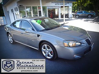 2008 Pontiac Grand Prix GXP in Chico, CA 95928