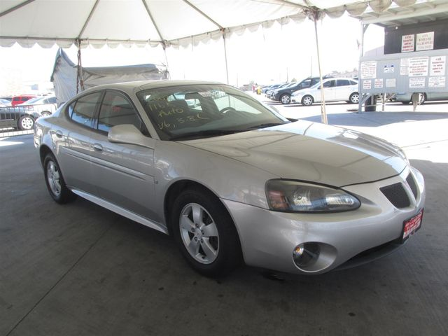 2008 Pontiac Grand Prix Gardena, California 3