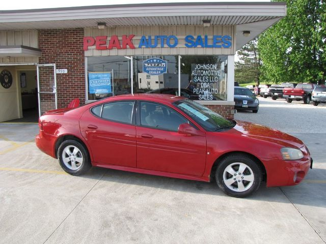 2008 Pontiac Grand Prix SE in Medina, OHIO 44256