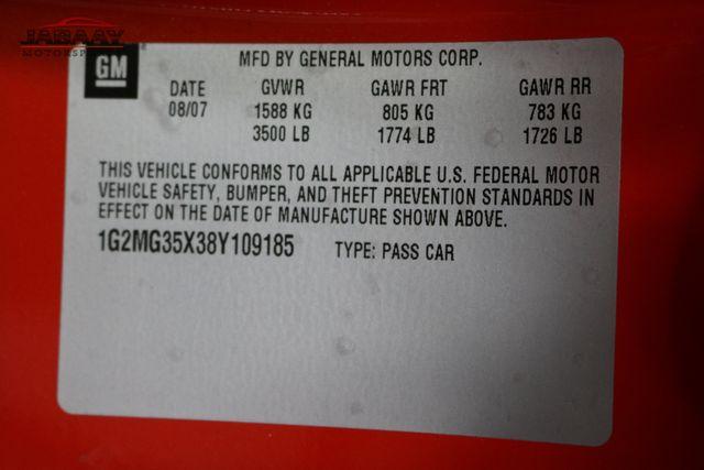 2008 Pontiac Solstice GXP Merrillville, Indiana 46
