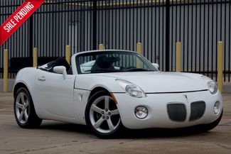 2008 Pontiac Solstice Manual* Only 68k mi* EZ Finance** | Plano, TX | Carrick's Autos in Plano TX