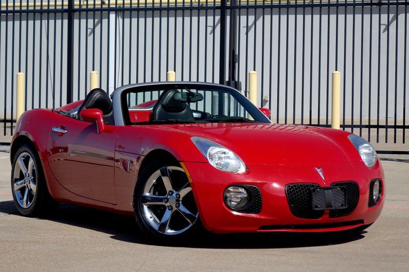 2008 Pontiac Solstice GXP* Rare Car* Good Serv History* Auto* | Plano, TX | Carrick's Autos in Plano TX