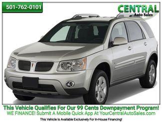 2008 Pontiac Torrent  | Hot Springs, AR | Central Auto Sales in Hot Springs AR