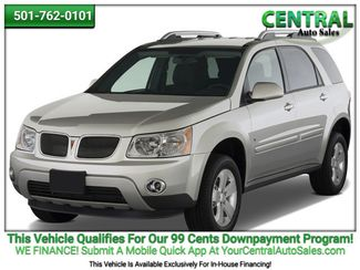2008 Pontiac Torrent  | Hot Springs, AR | Central Auto Sales in Hot Springs AR
