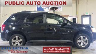 2008 Pontiac Torrent    JOPPA, MD   Auto Auction of Baltimore  in Joppa MD