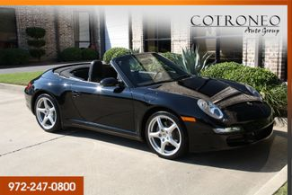 2008 Porsche 911 Carrera 4 Cabriolet in Addison TX, 75001