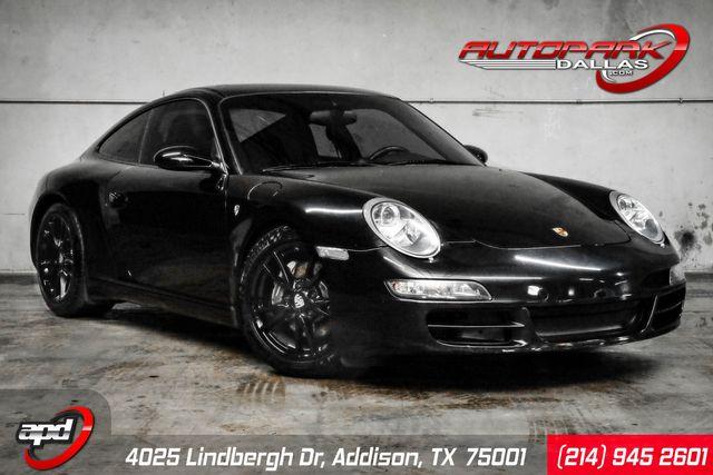2008 Porsche 911 Carrera 6 SPEED & SPORT CHRONO in Addison, TX 75001