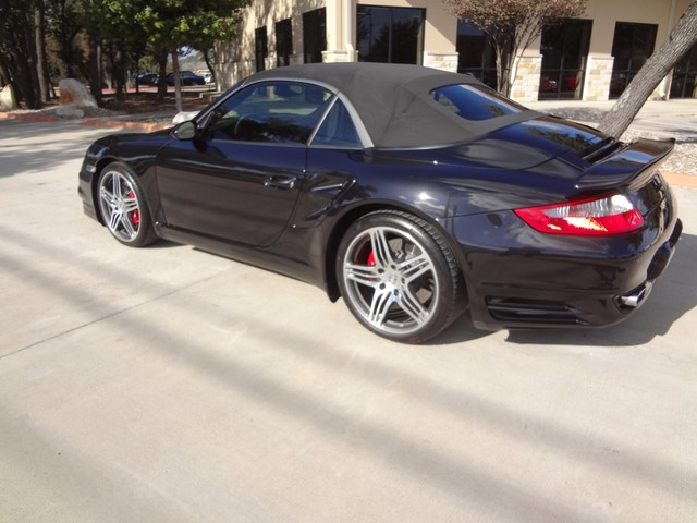 2008 Porsche 911 Turbo Austin , Texas 6