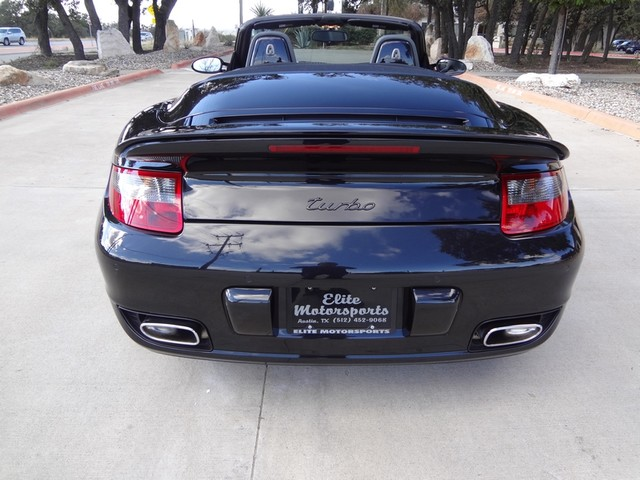 2008 Porsche 911 Turbo Austin , Texas 7