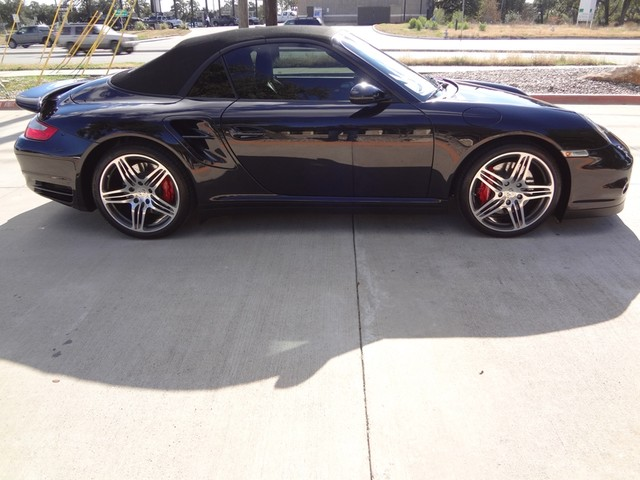 2008 Porsche 911 Turbo Austin , Texas 12