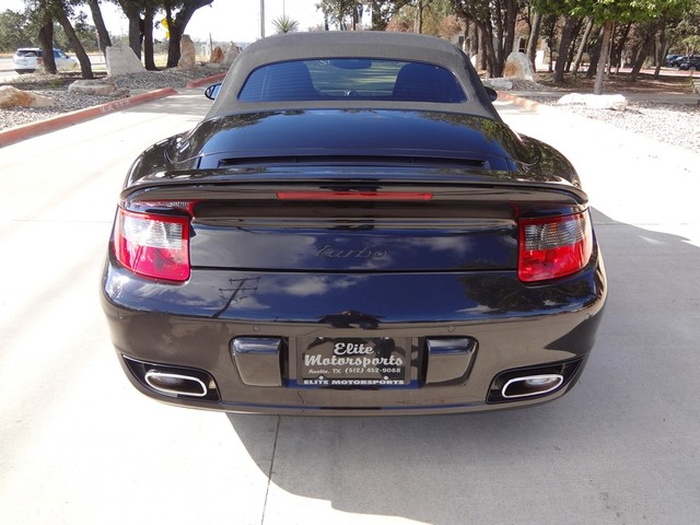 2008 Porsche 911 Turbo Austin , Texas 8