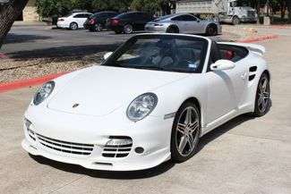 2008 Porsche 911 Cabriolet Turbo in Austin, Texas 78726